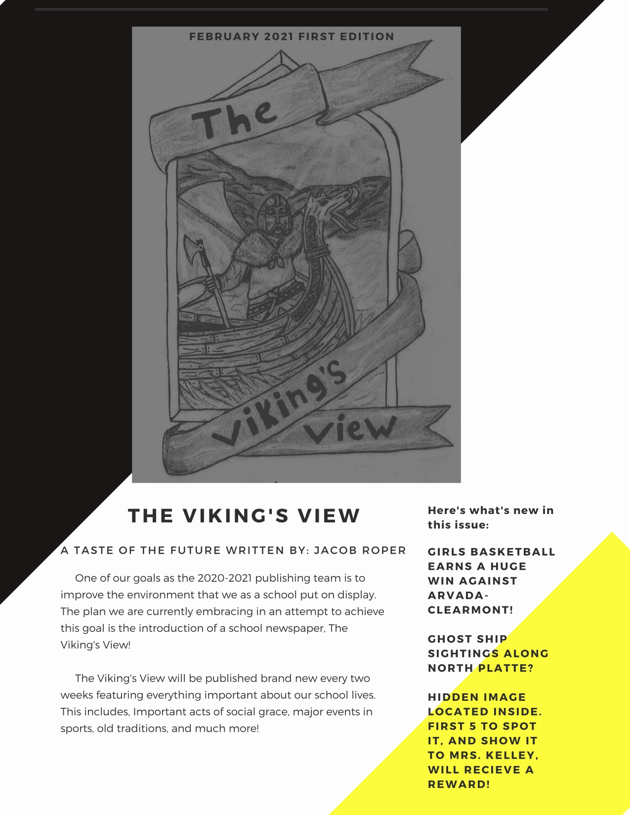 The Viking's View - Feb 10th 2021 Edition